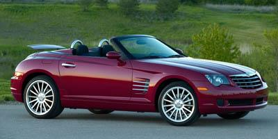 2006 Chrysler Crossfire Vehicle Photo in Houston, TX 77034