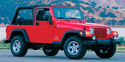 2006 Jeep Wrangler Vehicle Photo in Tallahassee, FL 32308