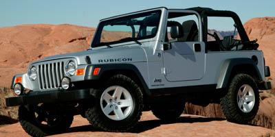2006 Jeep Wrangler Vehicle Photo in Colorado Springs, CO 80905
