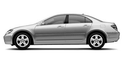 2006 Acura RL Vehicle Photo in Gaffney, SC 29341