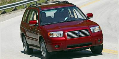 2006 Subaru Forester Vehicle Photo in Hyde Park, VT 05655