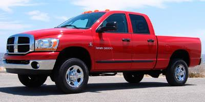 2006 Dodge Ram 3500 Vehicle Photo in San Angelo, TX 76901