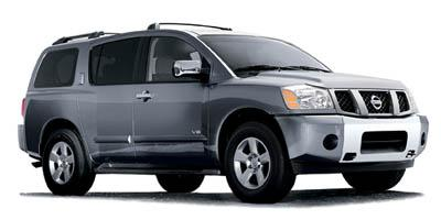 2006 Nissan Armada Vehicle Photo in Gulfport, MS 39503