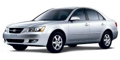 2006 Hyundai Sonata Vehicle Photo in Gaffney, SC 29341