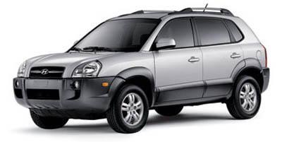 2006 Hyundai Tucson Vehicle Photo in Owensboro, KY 42303
