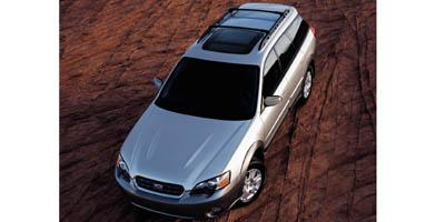 2006 Subaru Legacy Wagon Vehicle Photo in Austin, TX 78759