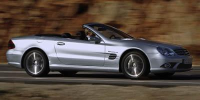2006 Mercedes-Benz SL-Class Vehicle Photo in PORTLAND, OR 97225-3518