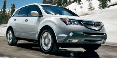 2007 Acura MDX Vehicle Photo in Akron, OH 44303