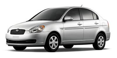 2007 Hyundai Accent Vehicle Photo in Wilmington, NC 28405