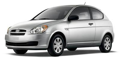 2007 Hyundai Accent Vehicle Photo in Moon Township, PA 15108