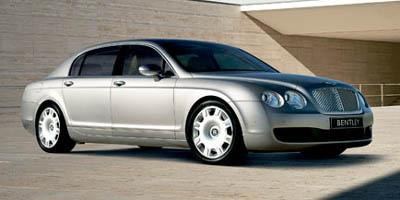 2007 Bentley Continental Flying Spur Vehicle Photo in Grapevine, TX 76051