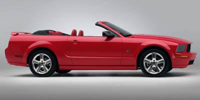2007 Ford Mustang Vehicle Photo in Colorado Springs, CO 80920