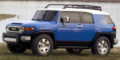 2007 Toyota FJ Cruiser Vehicle Photo in Safford, AZ 85546