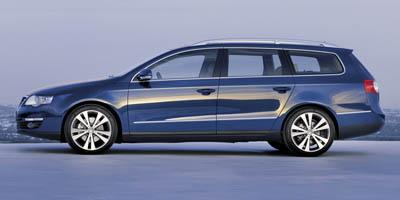 2007 Volkswagen Passat Wagon Vehicle Photo in Richmond, VA 23231