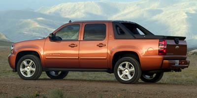 2007 Chevrolet Avalanche Vehicle Photo in Costa Mesa, CA 92626