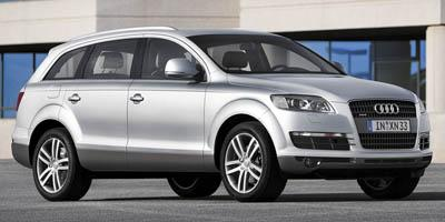 2007 Audi Q7 Vehicle Photo in Colorado Springs, CO 80905