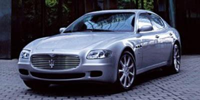 2007 Maserati Quattroporte Vehicle Photo in Vermilion, OH 44089