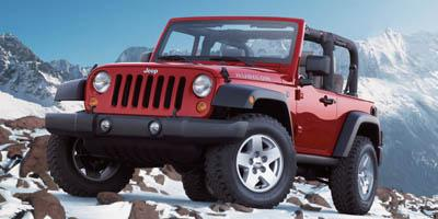2007 Jeep Wrangler Vehicle Photo in Vincennes, IN 47591