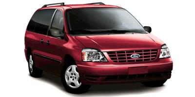 2007 Ford Freestar Wagon Vehicle Photo in Joliet, IL 60435