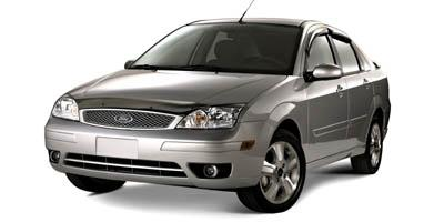 2007 Ford Focus Vehicle Photo in Akron, OH 44312