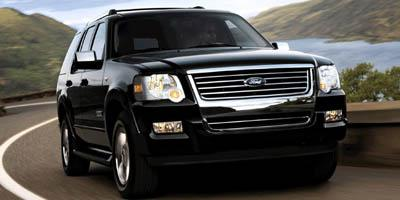 2007 Ford Explorer Vehicle Photo in Colorado Springs, CO 80920