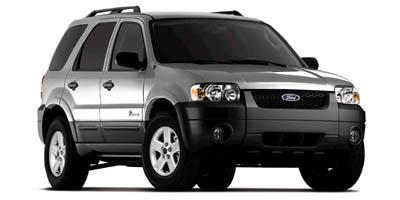 2007 Ford Escape Vehicle Photo in Kernersville, NC 27284