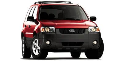2007 Ford Escape Vehicle Photo in Highland, IN 46322
