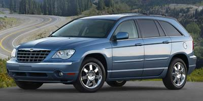 2007 Chrysler Pacifica Vehicle Photo in Casper, WY 82609