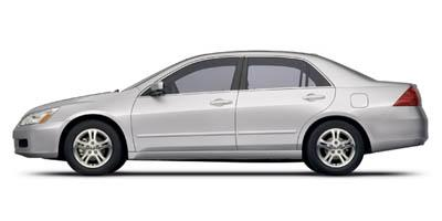 2007 Honda Accord Sedan Vehicle Photo in Boonville, IN 47601