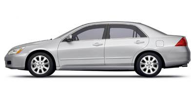 2007 Honda Accord Sedan Vehicle Photo in Joliet, IL 60435