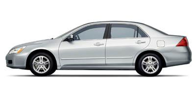 2007 Honda Accord Sedan Vehicle Photo in Manassas, VA 20109