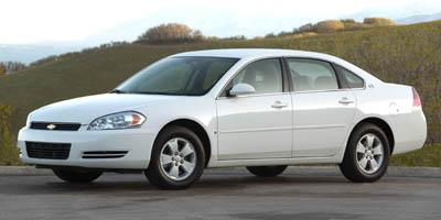 2007 Chevrolet Impala Vehicle Photo in Colorado Springs, CO 80905