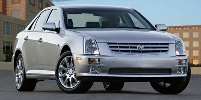 2007 Cadillac STS Vehicle Photo in Watertown, CT 06795