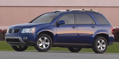 2007 Pontiac Torrent Vehicle Photo in Austin, TX 78759