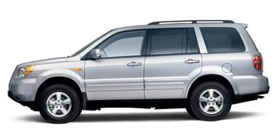 2007 Honda Pilot Vehicle Photo in San Antonio, TX 78230