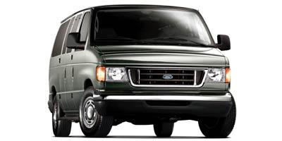 2007 Ford Econoline Cargo Van Vehicle Photo in Pocomoke City, MD 21851