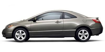 2007 Honda Civic Coupe Vehicle Photo in Houston, TX 77054