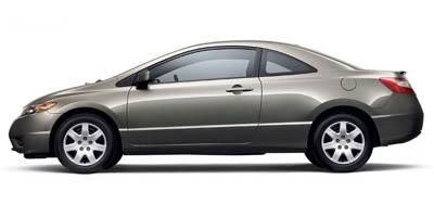 2007 Honda Civic Coupe Vehicle Photo in Colma, CA 94014