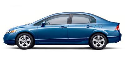 2007 Honda Civic Sedan Vehicle Photo in Colorado Springs, CO 80905