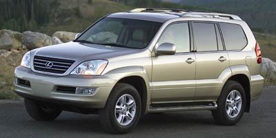 2007 Lexus GX 470 Vehicle Photo in Independence, MO 64055