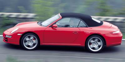 2007 Porsche 911 Vehicle Photo in San Antonio, TX 78238