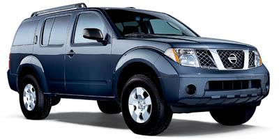 2007 Nissan Pathfinder Vehicle Photo in Melbourne, FL 32901
