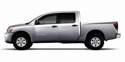 2007 Nissan Titan Vehicle Photo in NORWICH, NY 13815-1747