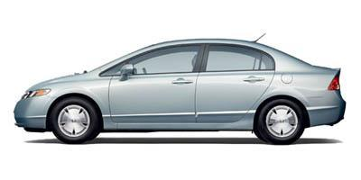 2007 Honda Civic Hybrid For Sale In Conway Jhmfa36217s022796