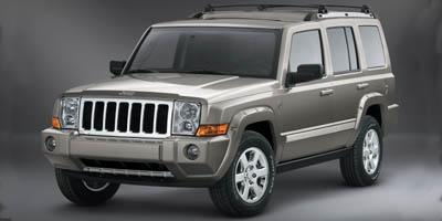 2007 Jeep Commander Vehicle Photo in Salem, VA 24153