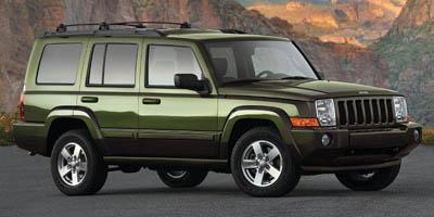 2007 Jeep Commander Vehicle Photo in Janesville, WI 53545