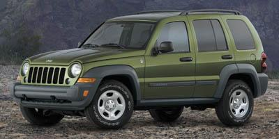 2007 Jeep Liberty Vehicle Photo in Rome, GA 30165