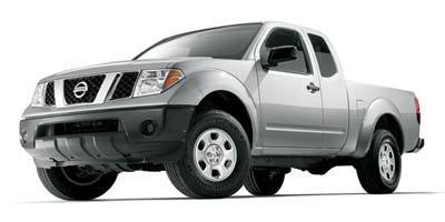 2007 Nissan Frontier Vehicle Photo in Pittsburgh, PA 15226