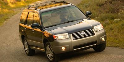 2007 Subaru Forester Vehicle Photo in Allentown, PA 18951