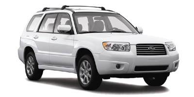 2007 Subaru Forester Vehicle Photo in Rockville, MD 20852